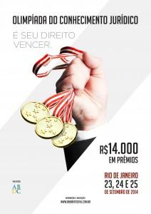 1907_II Meeting dos Profissionais do Direito Privado Brasileiro_ABDC_Cartaz Olimpiadas